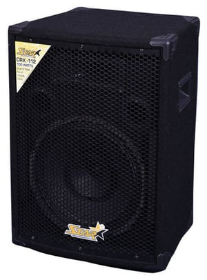 CRX-112 Two Way Speaker System