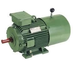 Industrial AC Motors With DC Brakes