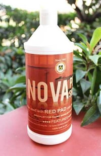 Nova Plus Shiner : Marble Polishing Liquid