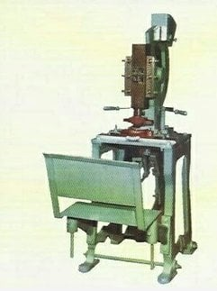 Foot Operated Soap Stamping Press