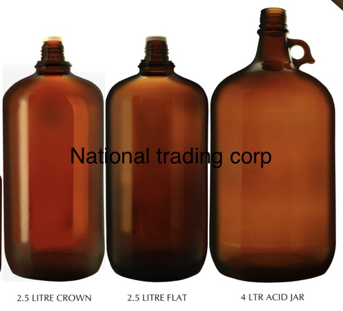 2 5 Litre Amber Glass BDH Chemical Bottle at Best Price in