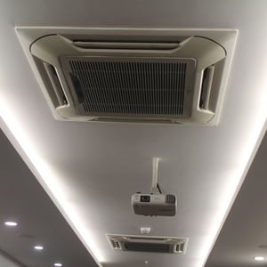 Carrier Ducted Air Conditioner