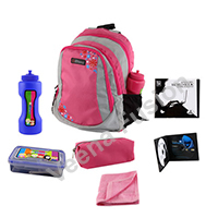 School Bag With Study Kit