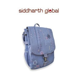 Embroidered Fashion Laptop Bag