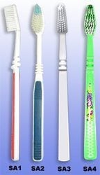 Spring Action Disposable Toothbrushes