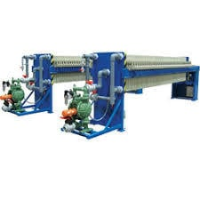 Used PP Filter Press