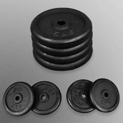 Weight Lifting Plates