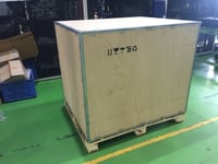 Durable Collapsible Plywood Box