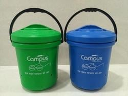10 Litre Plastic Dustbins With Cover