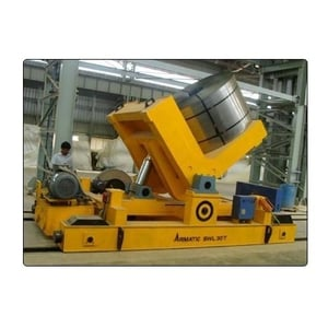30T Hydraulically Operated Mobile Coil Upender