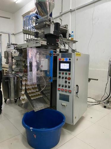 Multi Track Liquid Pouching Machine