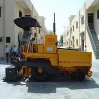 Mechanical Paver Finishers - WM 6 HES