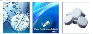 Water Purifications Tablets