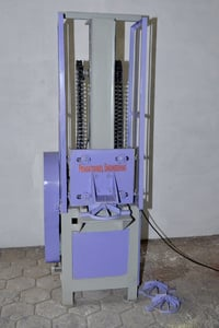 Bamboo Chain Splitter Machine Vertical Type