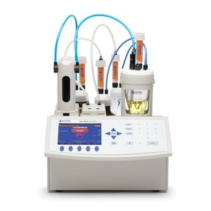 Coulometric And Volumetric Karl Fischer Titration