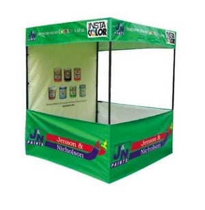 Outdoor Promotional Stall