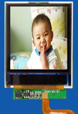 Color Tft Lcd'S