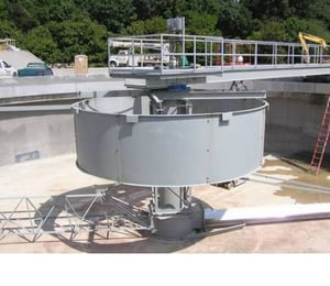 High Rate Solids Contact Clarifier
