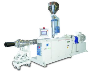 Polyolefin Pipes Extrusion Line