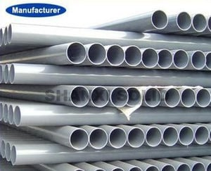 PVC Material Pipes