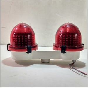 Single And Double Dome Aviation Lamp