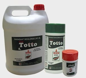Agrochemical Container
