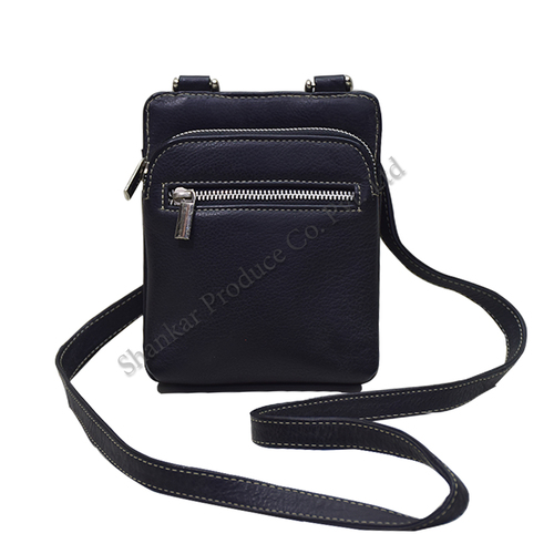 Leather Sling Travel Bags