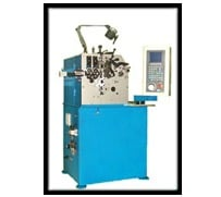 CNC Spring Coiling Machines
