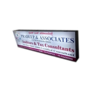 Best Reliable Quality Backlit Sign Boards