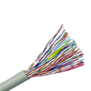 Polycab PVC Compound Grey Outer Sheathed Telephone Cables