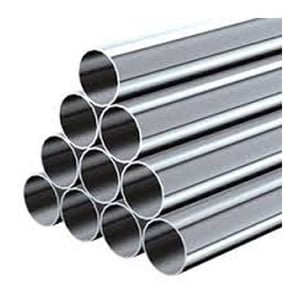 High-Quality Range Of Zinc Coated Ms Round Pipes