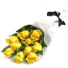 Yellow Roses (RNG 10) with Soothing Fragrance