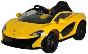 Pa Toys Battery Operated Mclaren Kid Ride On - Yellow