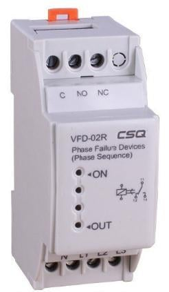 Phase Failure And Sequence Protection Relay