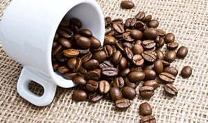 Intense Cocoa Coffee Beans