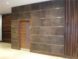 Leather Panelling