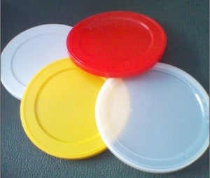 Plastic Cover For Jars