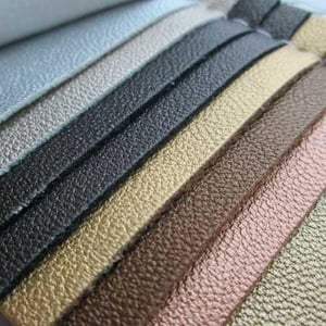 Best Quality PU Coated Leather