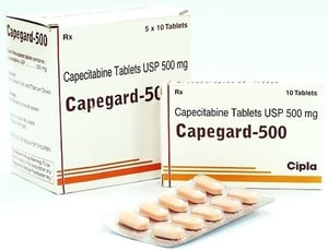 Capegard 500 Tabelets
