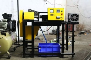 Chain Link Wire Fencing Machine ( Top Model)