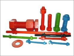 Ptfe and Xylan Coated Fasteners