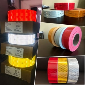 Top Quality Reflective Conspicuity Tapes