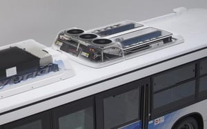 Bus Air Conditioning System