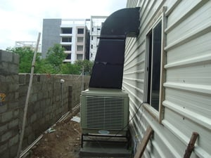 Evaporative Ductable Air Cooler