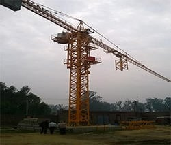 Mobile Pick And Carry Crane