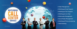 Outsource Multilingual Call Center Services