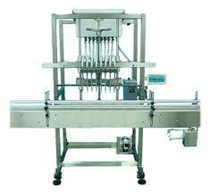 Industrial Automatic Gravity Filling Machines