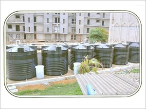 Aerobic Tank Cleaning Services