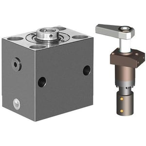 Hydraulics Sequence Valve