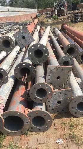 Seamless Zinc Coated Pipes